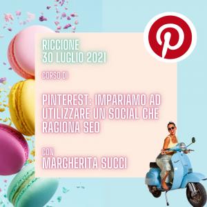 Pinterest impariamo ad utilizzare un social che ragiona Seo